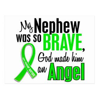 Angel 1 Muscular Dystrophy Nephew Postcard