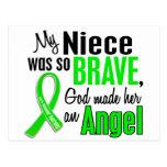 Angel 1 Muscular Dystrophy Niece Postcard