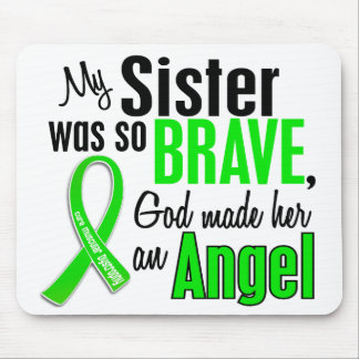 Angel 1 Muscular Dystrophy Sister Mouse Pad