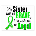 Angel 1 Muscular Dystrophy Sister Post Card