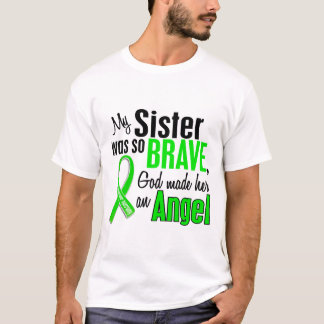 Angel 1 Muscular Dystrophy Sister T-Shirt