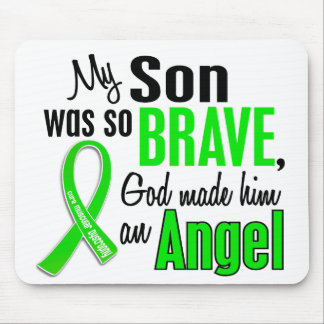 Angel 1 Muscular Dystrophy Son Mouse Pad