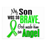 Angel 1 Muscular Dystrophy Son Post Cards