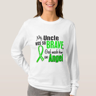 Angel 1 Muscular Dystrophy Uncle T-Shirt