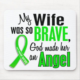 Angel 1 Muscular Dystrophy Wife Mouse Pad