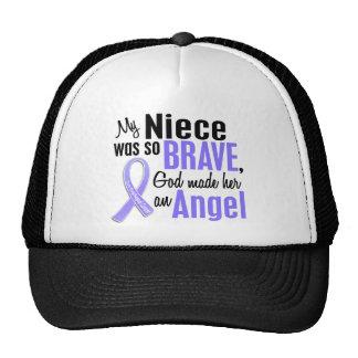 Angel 1 Niece Esophageal Cancer Trucker Hat