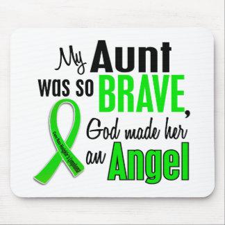 Angel 1 Non-Hodgkins Lymphoma Aunt Mouse Pad