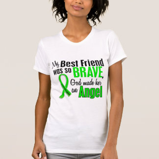 Angel 1 Non-Hodgkins Lymphoma Best Friend (Female) T-shirt
