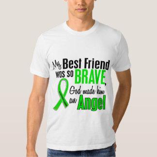 Angel 1 Non-Hodgkins Lymphoma Best Friend (Male) T-shirt