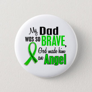 Angel 1 Non-Hodgkin's Lymphoma Dad Button