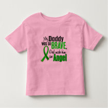 Angel 1 Non-Hodgkins Lymphoma Daddy Toddler T-shirt
