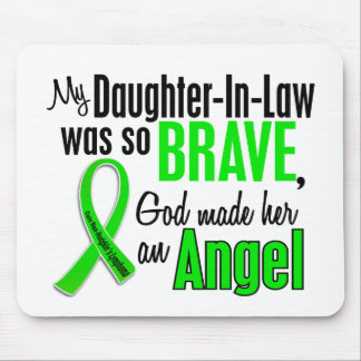 Angel 1 Non-Hodgkins Lymphoma Daughter-In-Law Mouse Pad