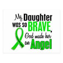 Angel 1 Non-Hodgkin's Lymphoma Daughter Postcard