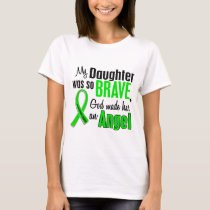 Angel 1 Non-Hodgkin's Lymphoma Daughter T-Shirt