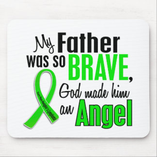 Angel 1 Non-Hodgkin's Lymphoma Father Mouse Pad