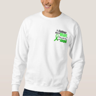Angel 1 Non-Hodgkin's Lymphoma Father Sweatshirt