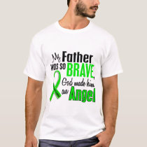 Angel 1 Non-Hodgkin's Lymphoma Father T-Shirt