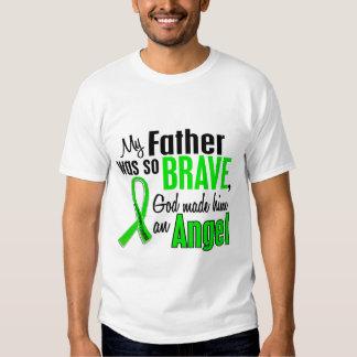 Angel 1 Non-Hodgkin's Lymphoma Father Tshirt