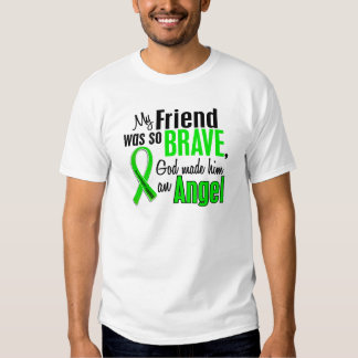 Angel 1 Non-Hodgkins Lymphoma Friend (Male) T Shirt