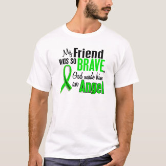 Angel 1 Non-Hodgkins Lymphoma Friend (Male) T-Shirt