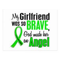 Angel 1 Non-Hodgkin's Lymphoma Girlfriend Postcard