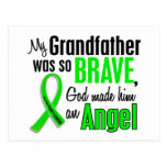 Angel 1 Non-Hodgkin's Lymphoma Grandfather Postcards