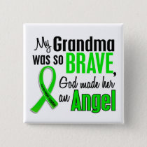 Angel 1 Non-Hodgkin's Lymphoma Grandma Button