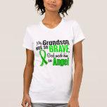 Angel 1 Non-Hodgkin's Lymphoma Grandson T-shirt