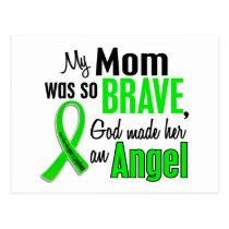 Angel 1 Non-Hodgkins Lymphoma Mom Postcard