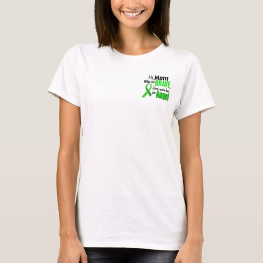 Angel 1 Non-Hodgkins Lymphoma Mom T-Shirt