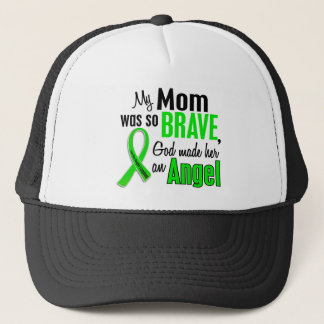 Angel 1 Non-Hodgkins Lymphoma Mom Trucker Hat