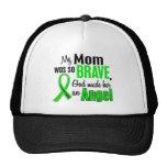Angel 1 Non-Hodgkins Lymphoma Mom Trucker Hats