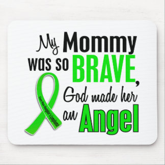Angel 1 Non-Hodgkin's Lymphoma Mommy Mouse Pad