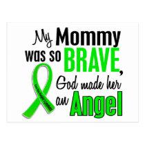 Angel 1 Non-Hodgkin's Lymphoma Mommy Postcard