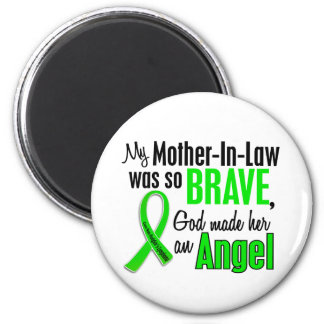 Angel 1 Non-Hodgkins Lymphoma Mother-In-Law Magnet