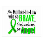 Angel 1 Non-Hodgkins Lymphoma Mother-In-Law Postcard