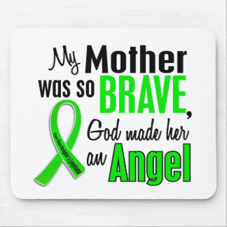 Angel 1 Non-Hodgkin's Lymphoma Mother Mouse Pad