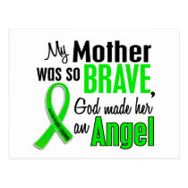 Angel 1 Non-Hodgkin's Lymphoma Mother Postcard