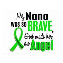 Angel 1 Non-Hodgkin's Lymphoma Nana Postcard