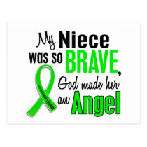 Angel 1 Non-Hodgkin's Lymphoma Niece Postcard