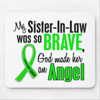 Angel 1 Non-Hodgkins Lymphoma Sister-In-Law Mouse Pad