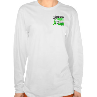 Angel 1 Non-Hodgkins Lymphoma Sister-In-Law Shirts