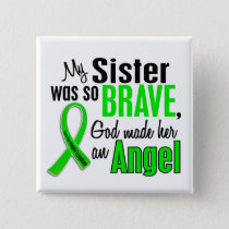 Angel 1 Non-Hodgkin's Lymphoma Sister Pinback Button