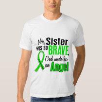 Angel 1 Non-Hodgkin's Lymphoma Sister Tee Shirt