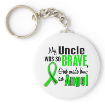 Angel 1 Non-Hodgkin's Lymphoma Uncle Keychain