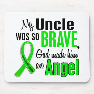 Angel 1 Non-Hodgkin's Lymphoma Uncle Mouse Pad