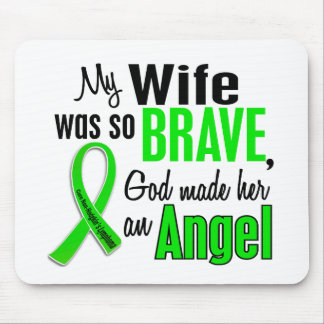 Angel 1 Non-Hodgkin's Lymphoma Wife Mouse Pad