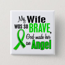 Angel 1 Non-Hodgkin's Lymphoma Wife Pinback Button