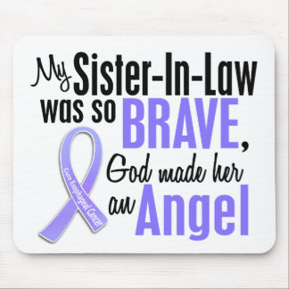 Angel 1 Sister-In-Law Esophageal Cancer Mouse Pad