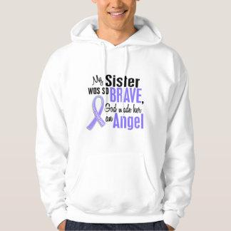 Angel 1 Sister Stomach Cancer Sweatshirt